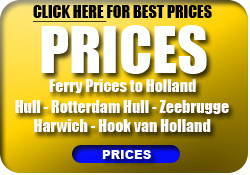 Ferries to Holland, all Ferry Routes